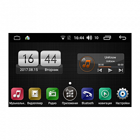 FarCar s170 Toyota Land Cruiser 200 2012-2015 Android (L381BS)